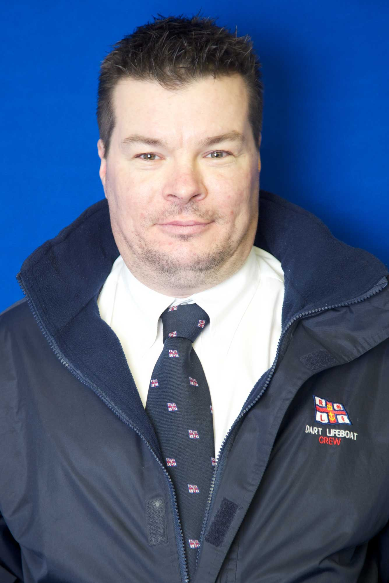 Chris Wallace, Operations Team, RNLI Dart