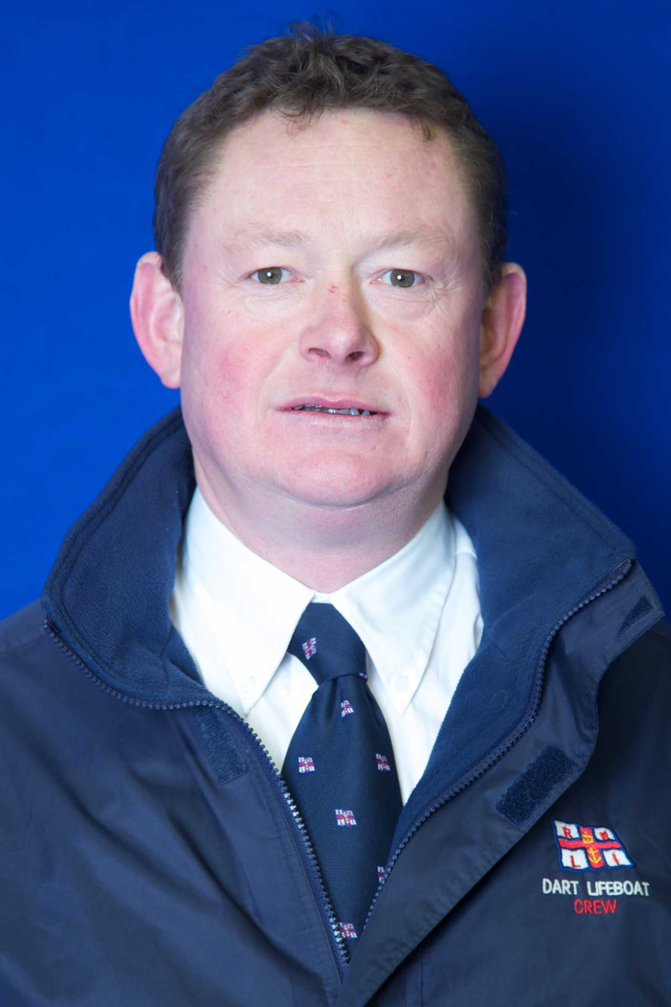 Dai Richards, Operations Team, RNLI Dart