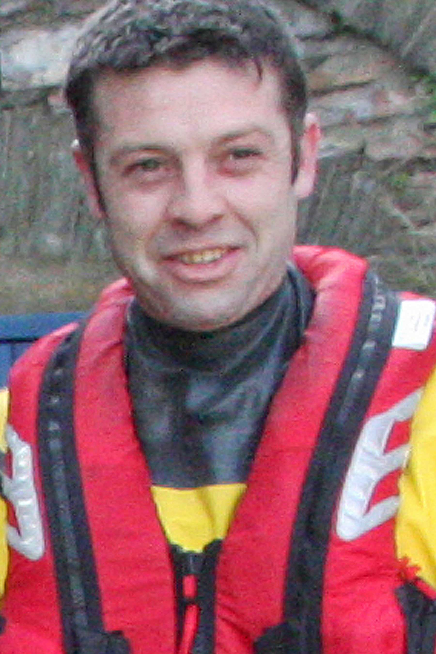 Dean Nettleton, Operations Team, RNLI Dart